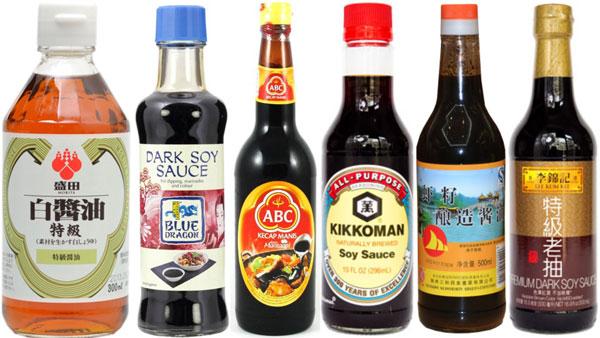 Выбрать соевый соус при панкреатите