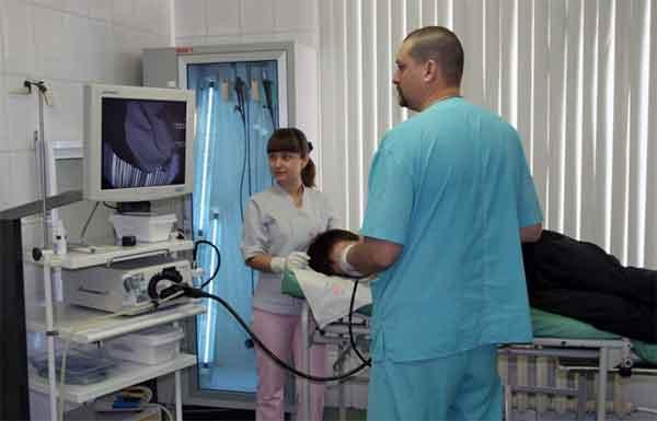 Эндоскопия поджелудочной железы